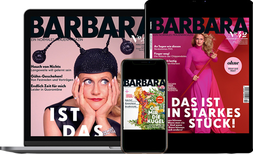 BARBARA Digital im Abo
