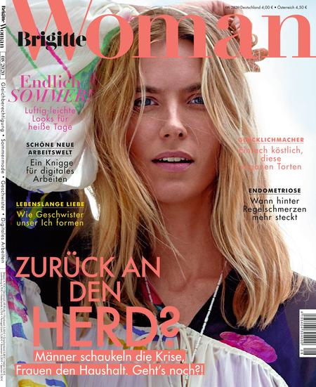 Brigitte woman Cover
